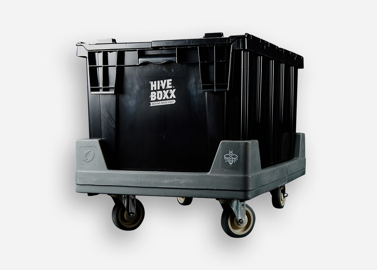 Commercial Moving Containers